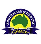 Earlee Products Client Australian Country Choice logo