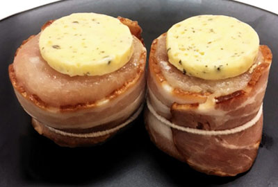 Earlee Products Product Innovations Butter Bursts on Chicken Mignon