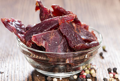 Earlee Products Food Innovations Beef Jerky