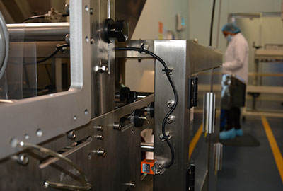 Earlee Products Production line