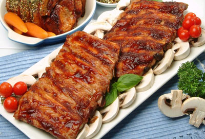 Earlee Products Product Innovations BBQ Meat Ribs