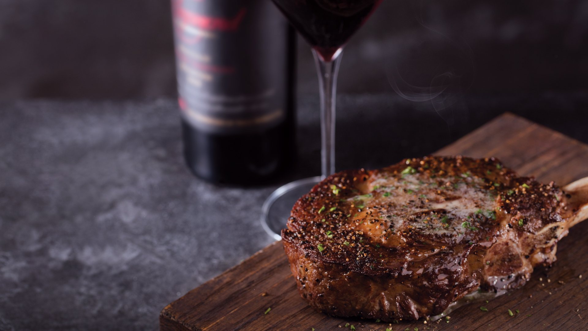 Earlee Products Product Innovations Wine Marinated Rib eye